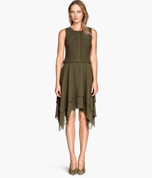 Женские платья h m
