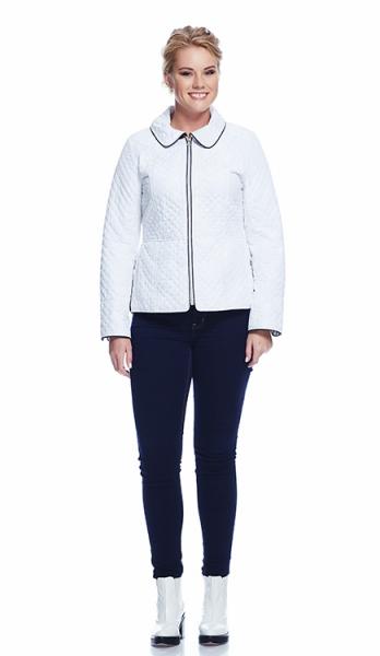 короткие белые куртки фото