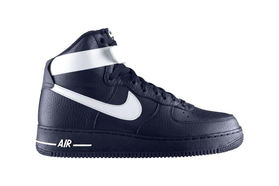 Мужские кроссовки Nike весна-лето 2012