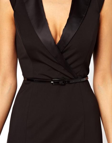 Как сшить платье с глубоким вырезом 77