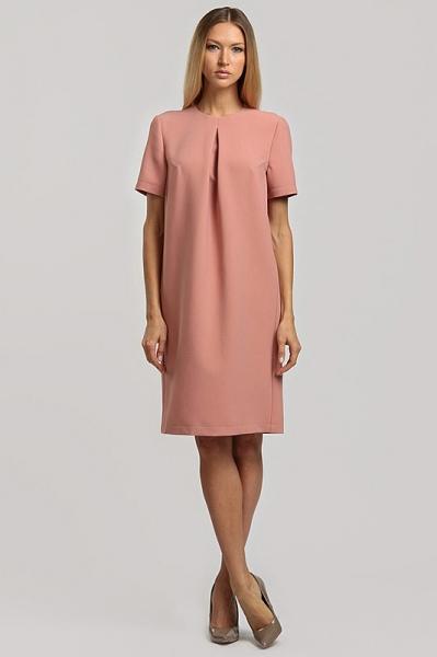 Платье со складкой впереди для беременных 15