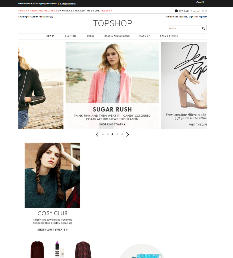 Ламодару  Интернет магазин модной одежды  Обзор Lamoda