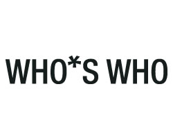 WHO IS WHO logo