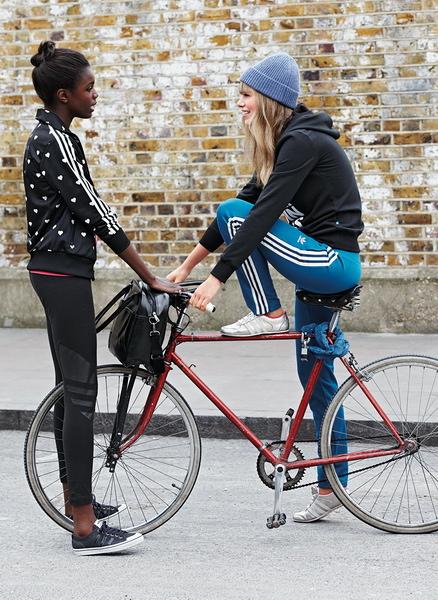 Женские толстовки Adidas осень-зима 2012 9.