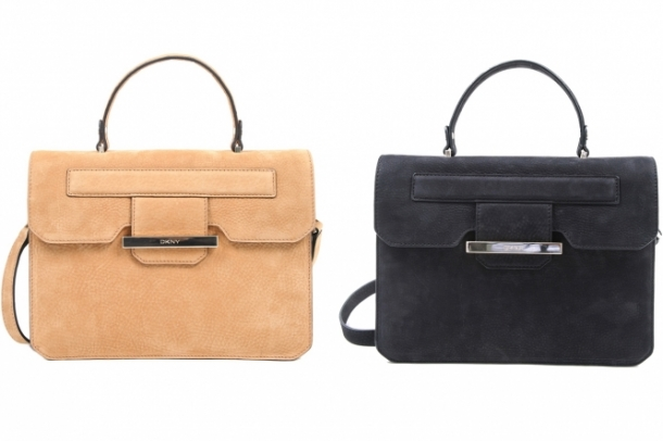 Женские сумки DKNY осень 2012.