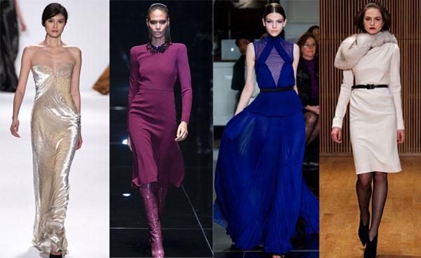 Модные платья зима 2014 0fd32301221