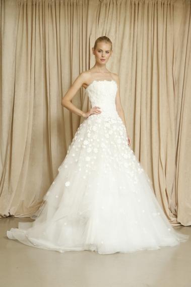 Фото свадебная платья 2014