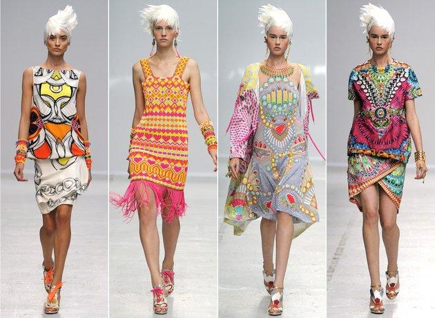 Африканский дизайн в одежде